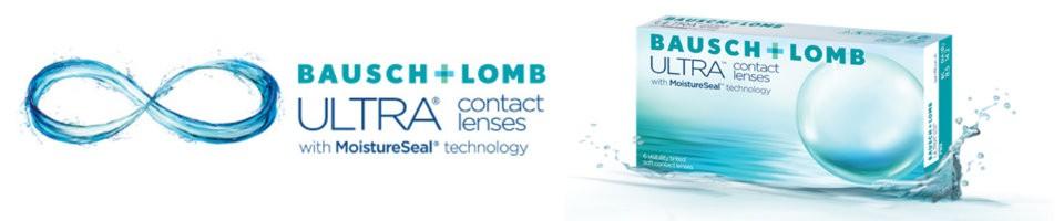 Bausch Lomb ULTRA Νέα Εξέλιξη στους φακούς επαφής
